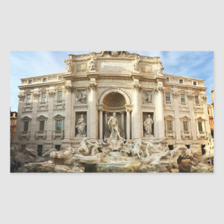 Trevi Fountain Sticker