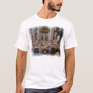 Trevi Fountain T-shirt
