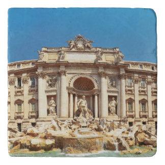 Trevi Fountain Trivet