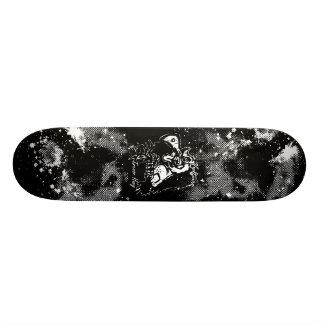 Trevor Huey (AKA the Vulture)  v2 - Customized Skateboard