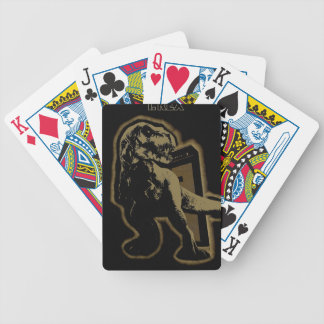 TREX BAND BICYCLE PLAYING CARDS