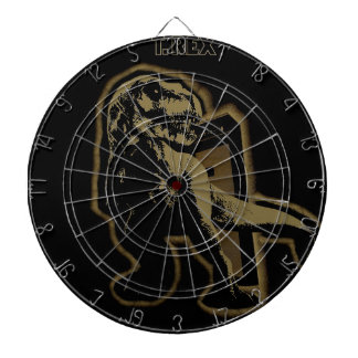 TREX BAND DARTBOARD