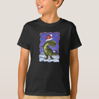 TRex Holiday T-Shirt