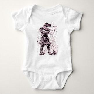 TRex Proclamation Baby Bodysuit