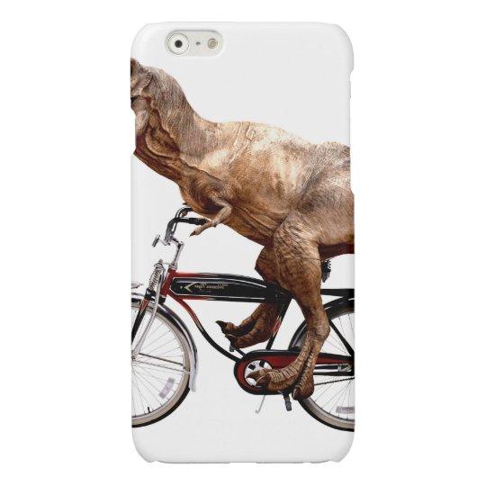 Trex riding bike