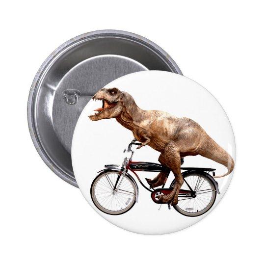 Trex riding bike 2 inch round button