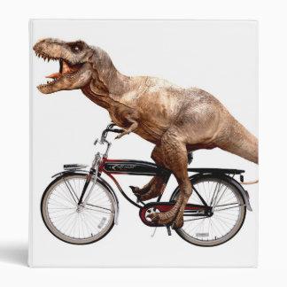 Trex riding bike 3 ring binders