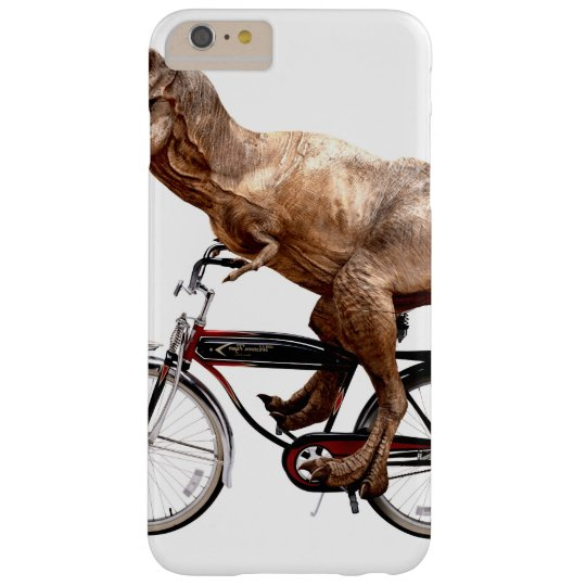 Trex riding bike barely there iPhone 6 plus case