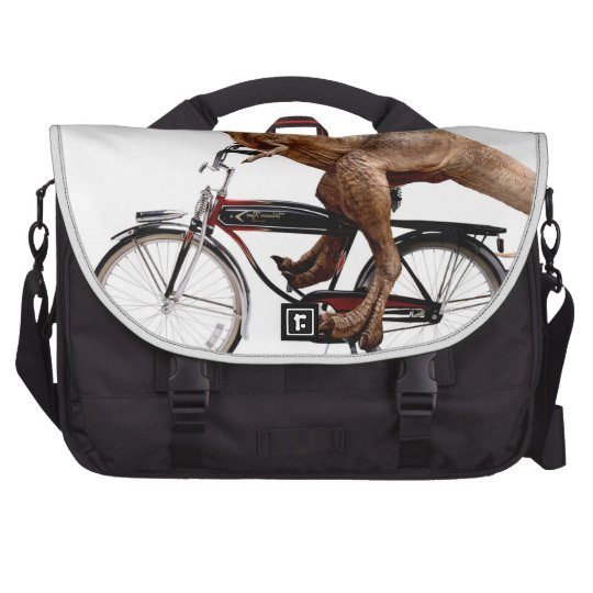 Trex riding bike commuter bag