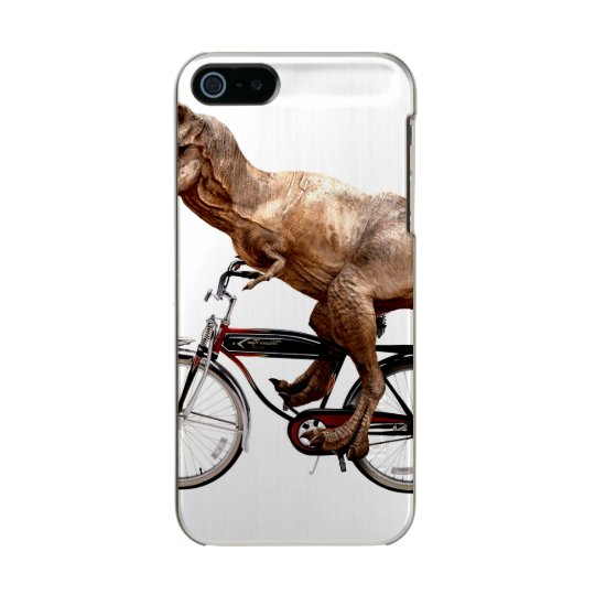 Trex riding bike incipio feather® shine iPhone 5 case