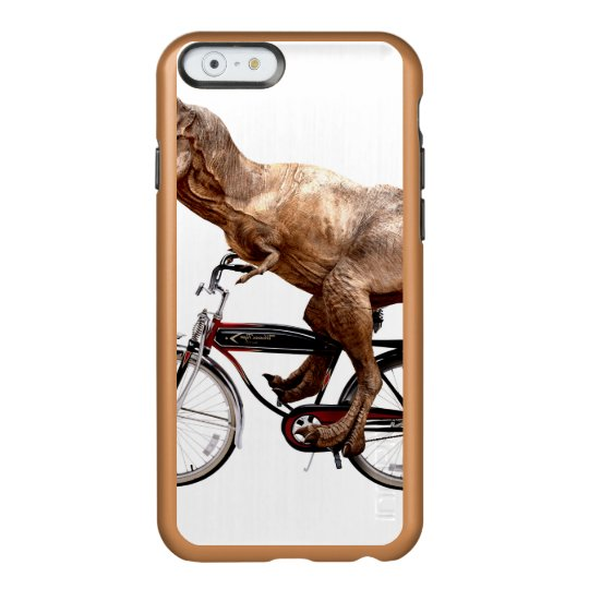Trex riding bike incipio feather® shine iPhone 6 case
