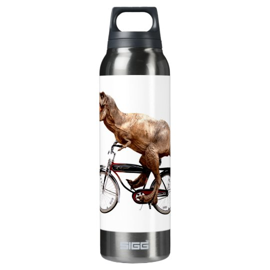 Trex riding bike insulated water bottle
