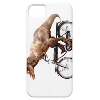 Trex riding bike iPhone 5 cases