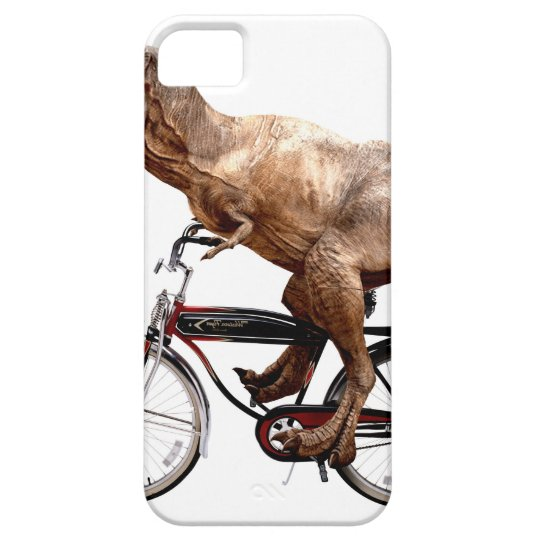Trex riding bike iPhone 5 cases