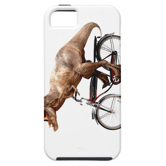 Trex riding bike iPhone 5 covers