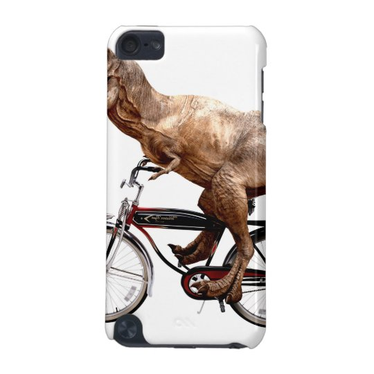 Trex riding bike iPod touch 5G cover
