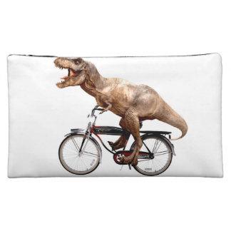 Trex riding bike makeup bag