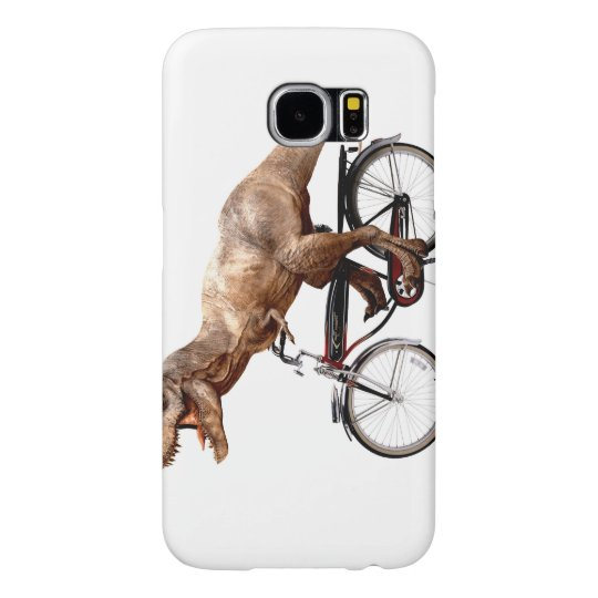 Trex riding bike samsung galaxy s6 cases