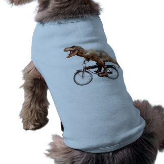 Trex riding bike shirt