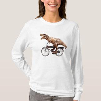 Trex riding bike T-Shirt