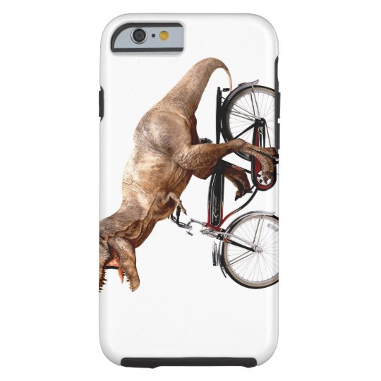 Trex riding bike tough iPhone 6 case