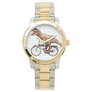 Trex riding bike watch