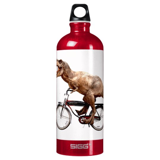 Trex riding bike water bottle