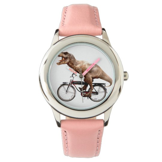 Trex riding bike wristwatches