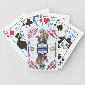 Trey Gowdy for President Playing Cards