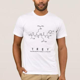 Trey peptide name shirt
