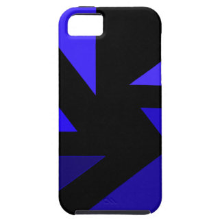 Tri 3 Blue - CricketDiane Abstract PopArt iPhone 5 Covers