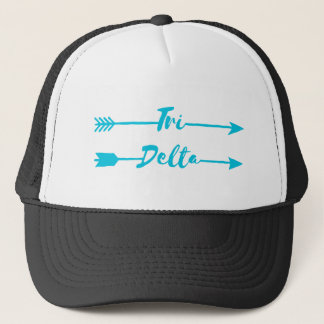 Tri Delta | Arrows Trucker Hat