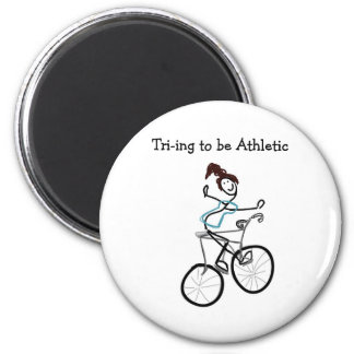 Tri-ing to be Athletic magnet