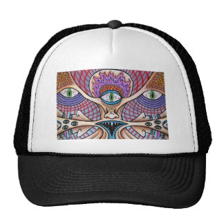 """Tri-Klopz"" Trucker Cap Trucker Hat"