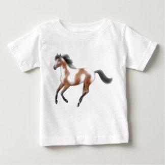Tri Paint Horse Infant T-Shirt