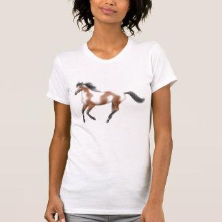 Tri Paint Horse Scoop Neck Shirt