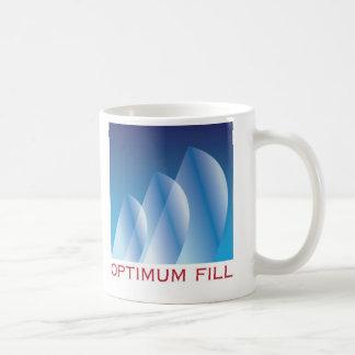 Tri-Sail_Optimum Fill coffee mugs