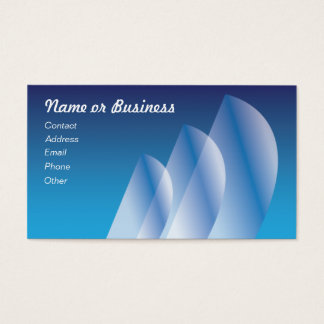 Tri-Sail_translucent sails Business Card