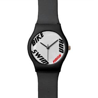 TRI TIME WRISTWATCH