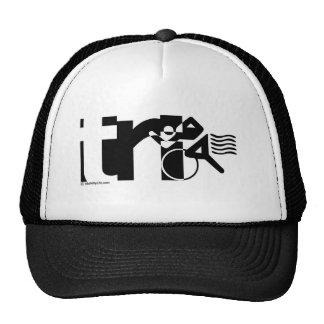 Tri Trucker Hat