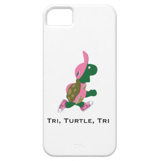 Tri, turtle, tri case for the iPhone 5