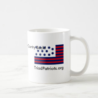 Triad Patriot Coffee Mug