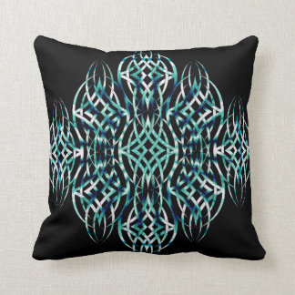 Triad Soundwave Throw Pillow
