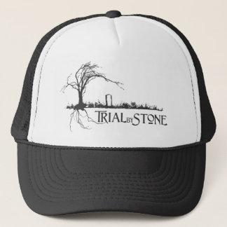 Trial By Stone Trucker Hat