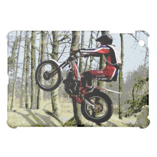 Trials rider iPad mini cover