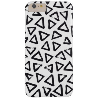 Triangels, Geometric  Scandinavian Design Pattern Barely There iPhone 6 Plus Case