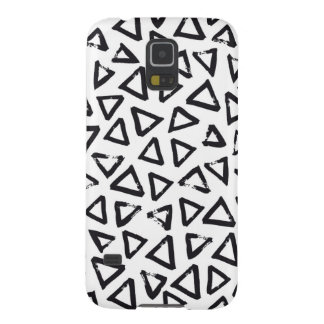 Triangels, Geometric  Scandinavian Design Pattern Cases For Galaxy S5