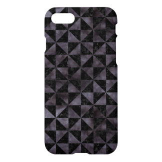TRIANGLE1 BLACK MARBLE & BLACK WATERCOLOR iPhone 8/7 CASE