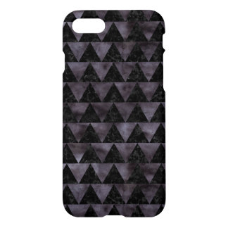 TRIANGLE2 BLACK MARBLE & BLACK WATERCOLOR iPhone 8/7 CASE