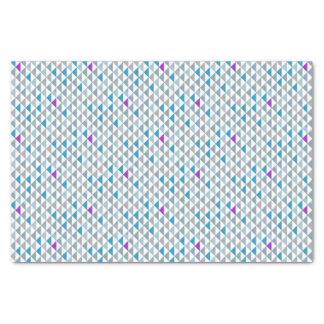 triangle2 tissue paper